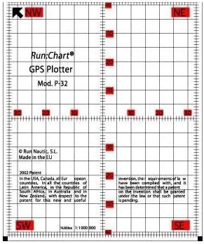 Lindemann Tilo Muñeco kompasse Run Chart GPS de Plotter P de 32, 56633: Amazon.es: Deportes y aire libre