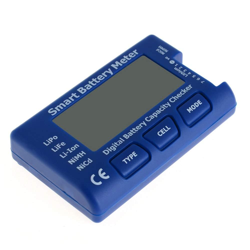 2018 TimeLimited Sale Remote Controller Frame Value 2 Lipo Brushless 5 in 1 Smart Balance Meter Download Ppm Tester