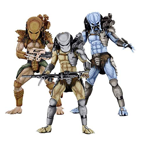 Amazon.com: Alien vs Predator 7 Inch Action Figure Arcade ...