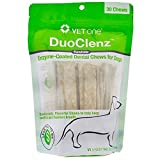 Vet One DuoClenz EnzymeCoated Dental Chews Small (30 count)