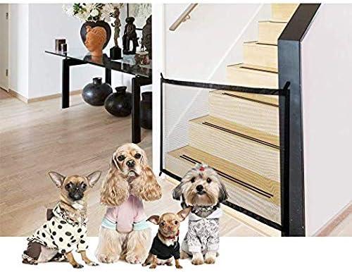 Abreome Barrera de seguridad para mascotas para perros y gatos