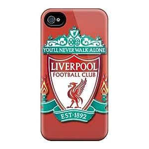 iPhone 5 5s Case Cover Skin : Premium High Quality Liverpool Fc Case