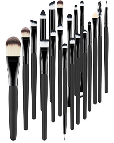 Cool Basics Body Set (Makeup Brushes 20 PCs Set Make Up Brush Kit)
