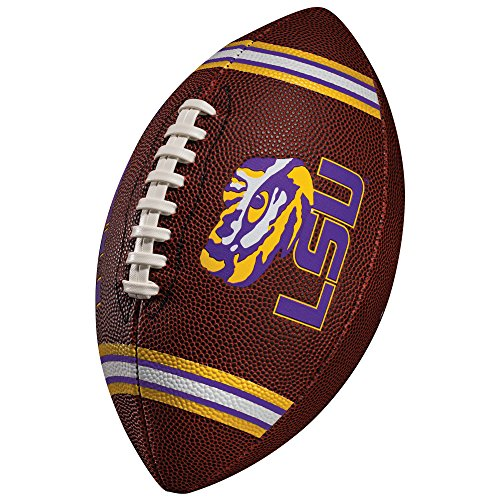 Franklin Sports NCAA LSU Tigers Football
