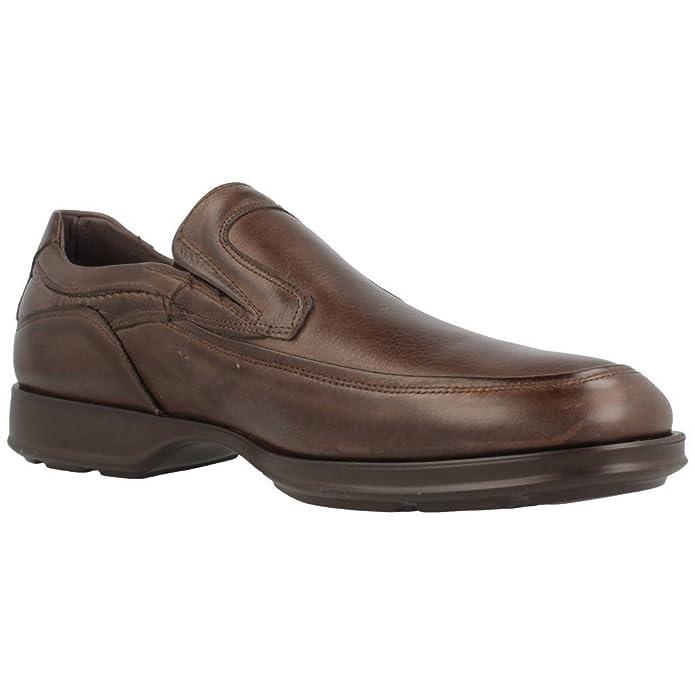 Mocasines para Hombre, Color Negro, Marca ANGEL INFANTES, Modelo Mocasines para Hombre ANGEL INFANTES 33049 H2041 Negro: Amazon.es: Zapatos y complementos