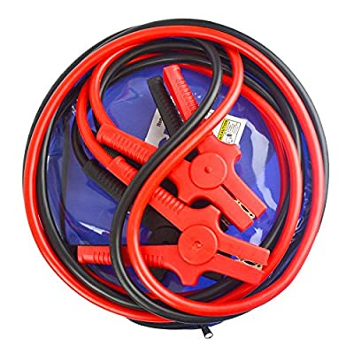 600 AMP heavy duty / commercial jump leads / starter leads cars - hgv's AT629