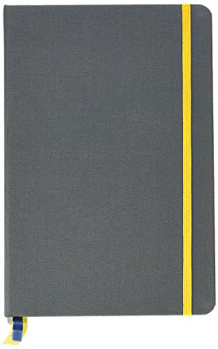 BestSelf Co. The SELF Journal - The Original Agenda Daily Planner and Appointment Notebook to Achieve Goals & Increase Productivity and Happiness. Undated Hardcover 8. 25 x 5. 5 Charcoal