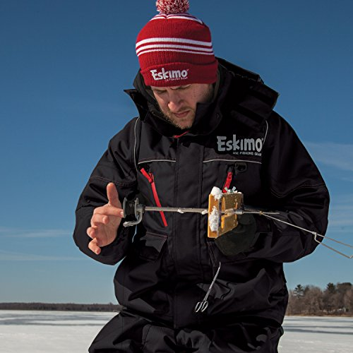 Eskimo lockout ice fishing jacket s 5xl for Ice fishing jacket