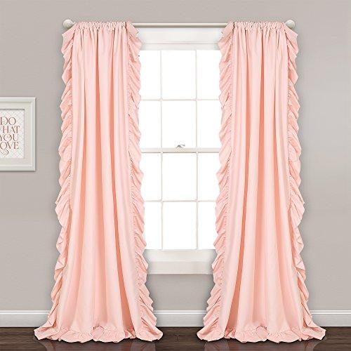 Lush Decor Reyna Window Curtain, Panel Pair 84
