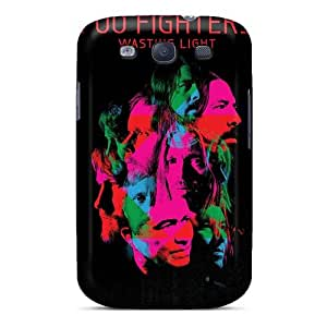 MansourMurray Samsung Galaxy S3 Scratch Protection Phone Cover Provide Private Custom High Resolution Nirvana Image [hkJ866PUjM]