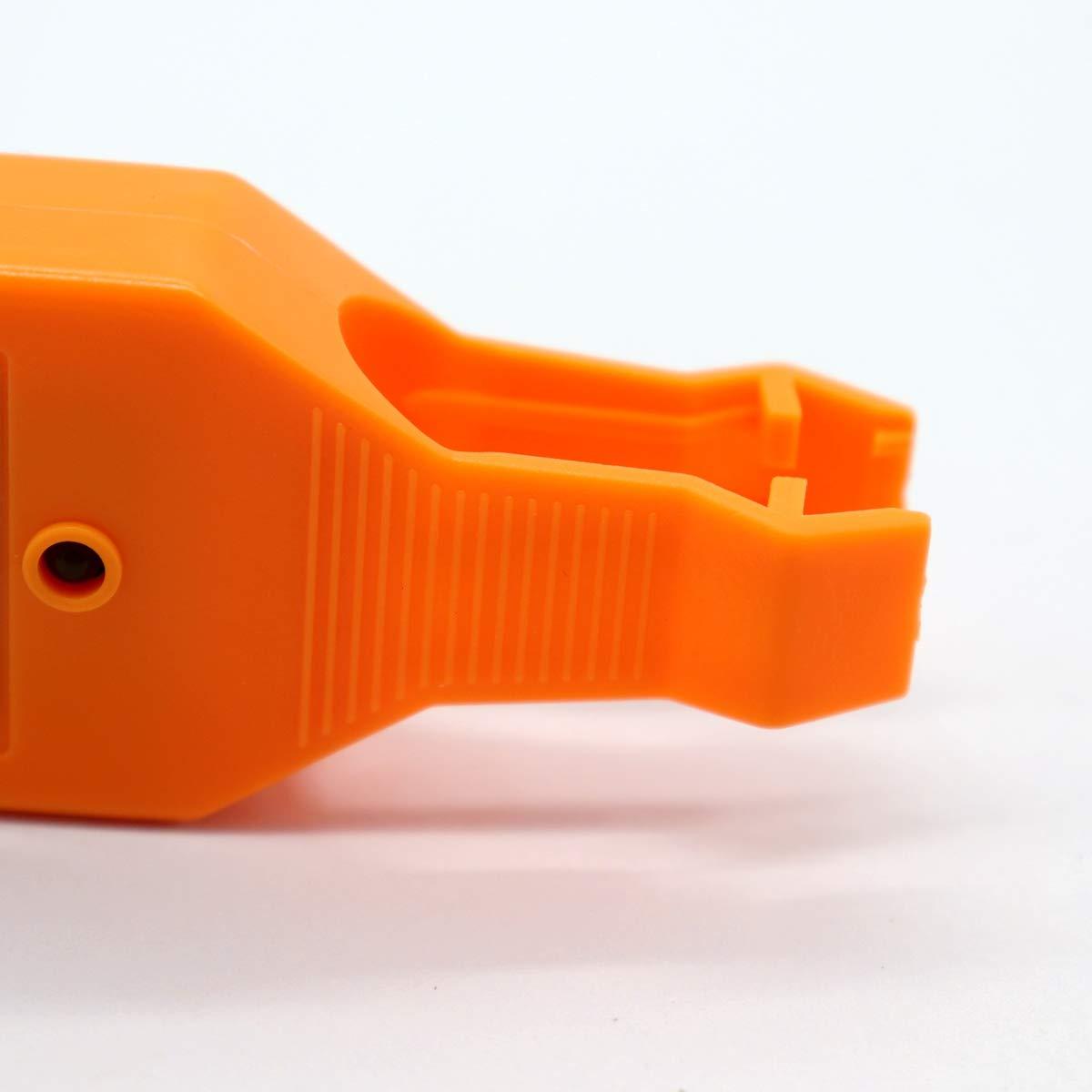 Orange Vosarea Automobil-Auto-Fahrzeug-justierbarer Sicherungstester-Abzieher mit Anzeigelicht