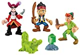(US) Fisher-Price Disney Jake and the Never Land Pirates Emerald Treasure Hunt