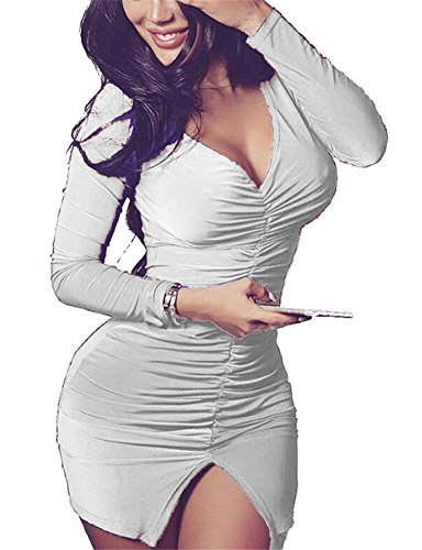 Ruched Dress - 9