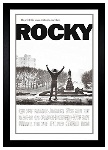 Rocky Balboa Million To One Shot 24