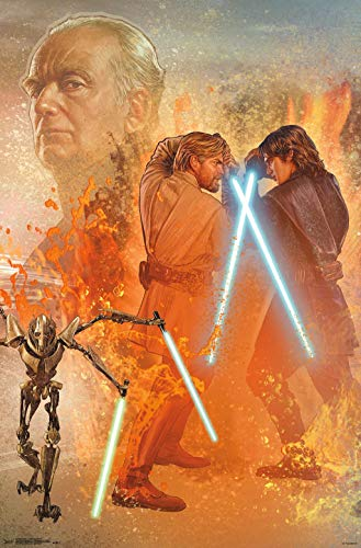 (Trends International Star Wars - Celebration Revenge of The Sith Wall Poster 22.375