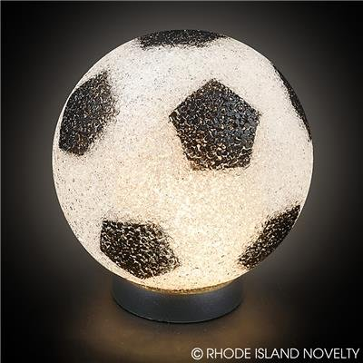 RIN001 1PC, 9'' SPARKLE SOCCER LAMP by RIN001