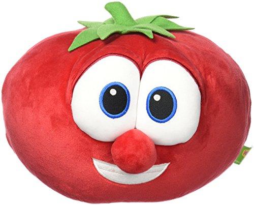 (Enesco Veggie Tales Bob Tomato Plush Toy)