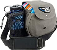 Rogue Iron Sports Small Disc Golf Bag Disc Golf Holder Sling Disc Bag Holds Up to 14 Discs V2