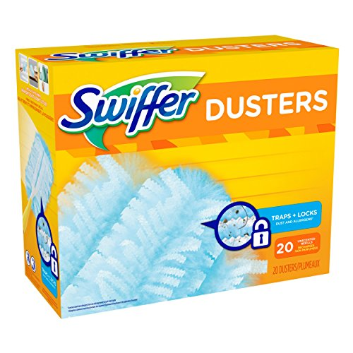 Swiffer 180 Dusters Refills Unscented 20 Count>