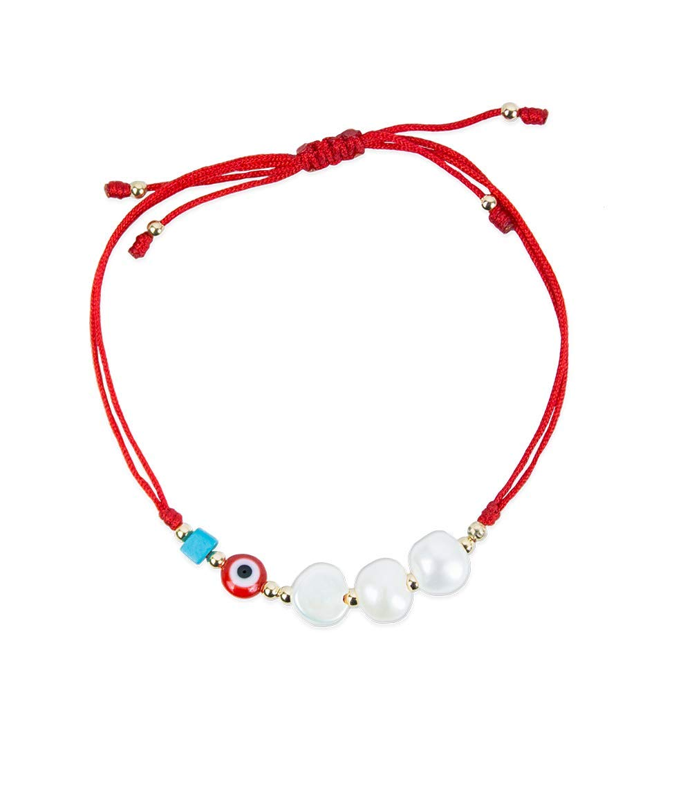 UNTANI ACCESORIOS-TURKISH EYE BRACELET