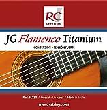 Royal Classics SRR70 Serranito Nylon Guitar Strings, Medium-High Tension