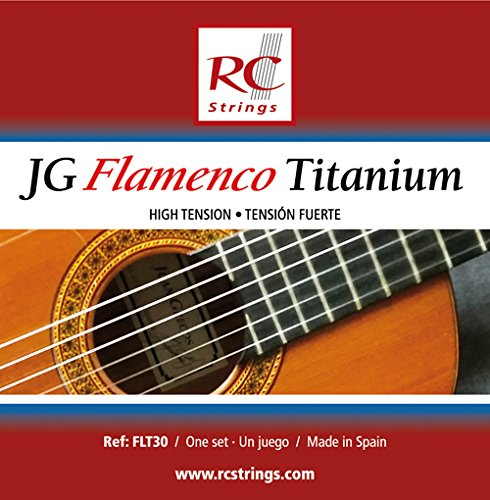 Royal Classics SRR70 Serranito Nylon Guitar Strings, Medium-High Tension by Royal Classics