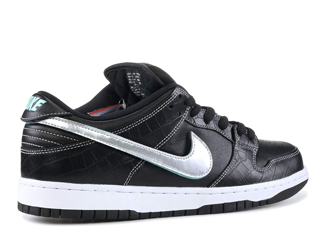 finest selection 45a2f ce956 Amazon.com   Nike Sb Dunk Low Pro Og Qs  Diamond  - Bv1310-001 - Size 4    Shoes