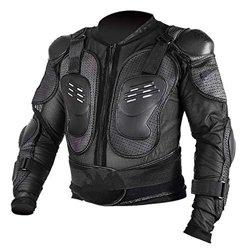 Body Full Armor (ZXTDR Motorcycle Full Body Armor Jacket Breast Motocross Dirt Bike ATV (XXS))
