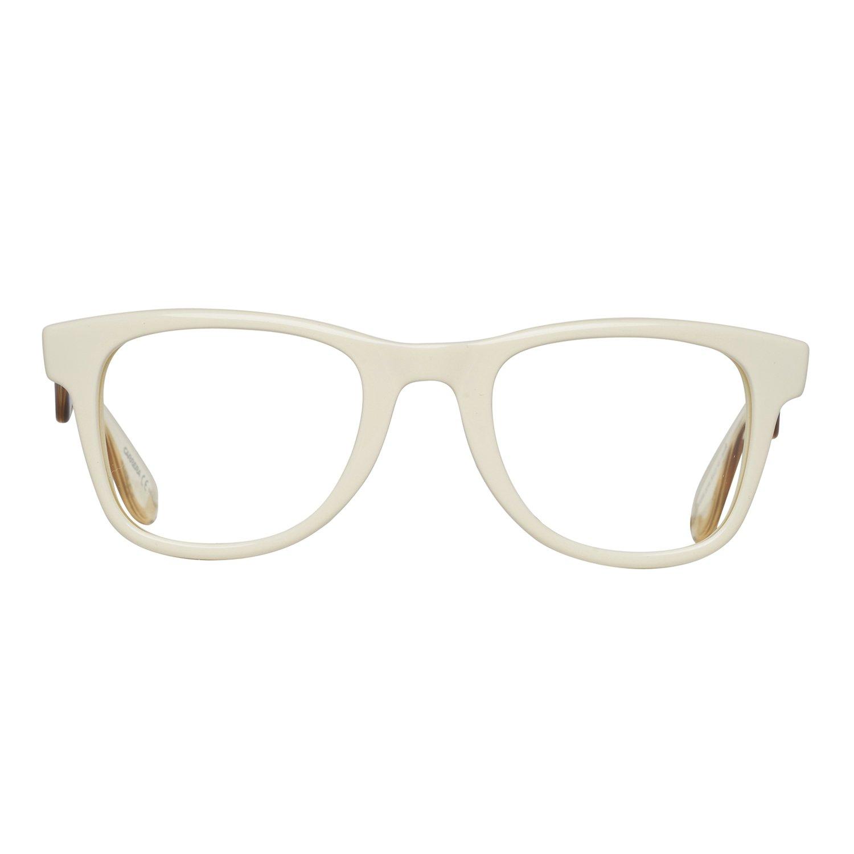 Wei/ß Blanc Carrera Sonnenbrille CA6000 2UY 50 Montures de lunettes 50.0 Mixte Adulte