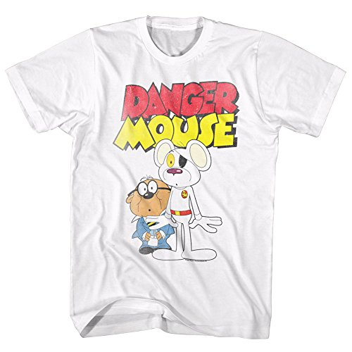 Danger Mouse T-shirt - Danger Mouse - Mens Danger T-Shirt