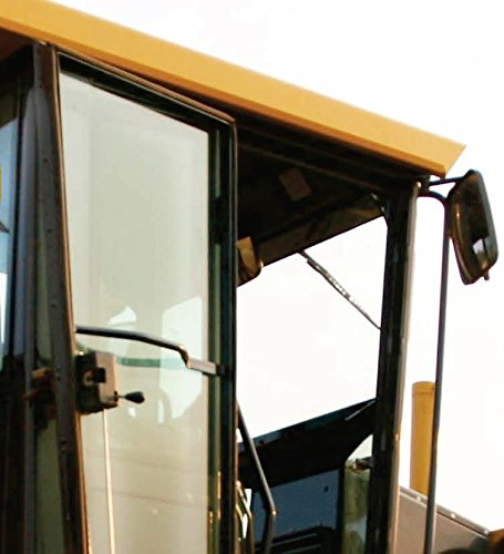 6J1081 Glass Fits Caterpillar 65C 65D 75C 75D 85C 85D PM-565 836G 836H