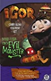 Make-Your-Own Evil Monster Carry-along Coloring Kit, Lisa Rao, 1416967443