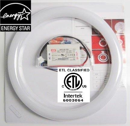 amatron-etl-energy-star-listed-12-t9-led-circline-18w-cool-white-4100k-frosted-lens-with-non-dimmabl