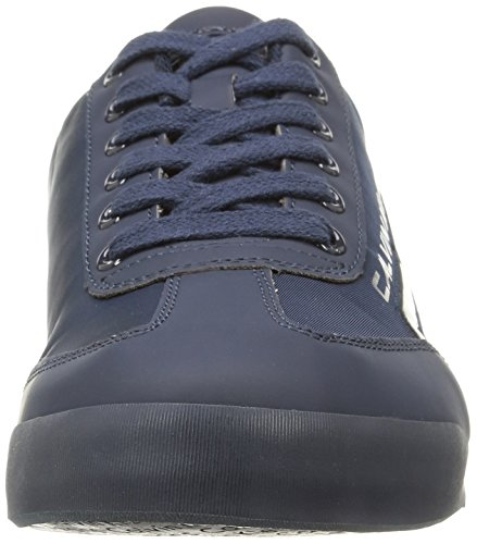 Cale Matte Sneaker Uomo Blu Paten Smooth Blu Basse Navy Klein Calvin 4nUZxwqE5x