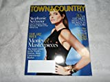 Town & Country Magazine (November, 2014) Stephanie Seymour Cover