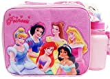 Disney Princess insulated Lunch Bag box