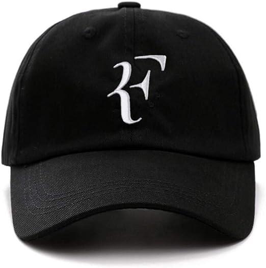 FHSOHG Marca Unisex Gorras de Tenis Roger Federer Daddy Hat ...