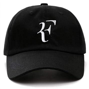 7016bd49c FHSOHG Unisex Brand Caps Tennis Roger Federer Daddy Hat Sport ...