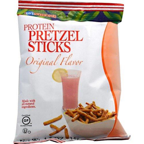 Kay's Naturals Protein Pretzel Sticks by Kay's Naturals