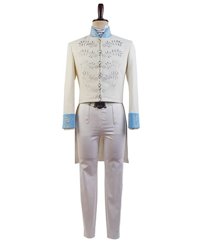 MingoTor príncipe Prince Suit Outfit Disfraz Traje de Cosplay Ropa ...