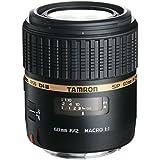 Tamron AF 60mm f/2.0 SP DI II LD IF 1:1 Macro Lens for Nikon Digital SLR Cameras (Model G005NII) (International Model) No Warranty