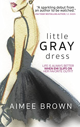 Little Gray Dress by [Brown, Aimee]