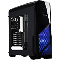 ROSEWILL NAUTILUS ATX Mid Tower Computer Case Chassis and USB 3.0