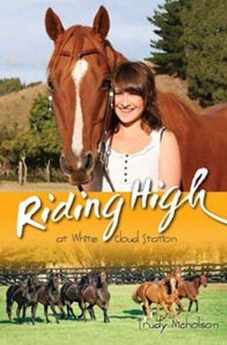 Riding High at White Cloud Station pdf