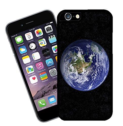 Planète terre - cette housse s'adaptera Apple modèle iPhone 6 s (pas 6 s plus) - idées de cadeaux par Eclipse