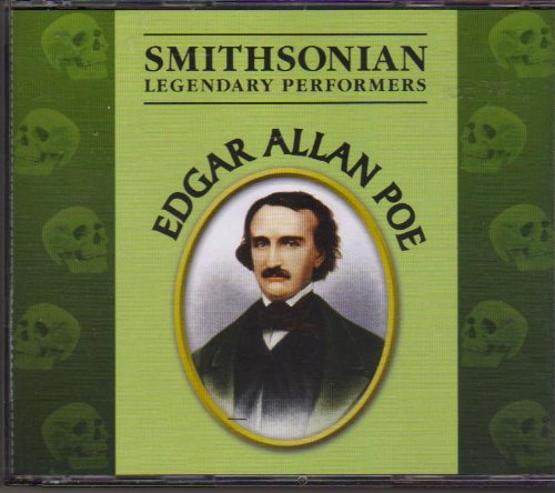 Edgar Allan Poe Smithsonian Legendary Performers Series