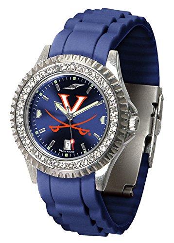 Virginia Cavaliers Ladies Sport Watch - Virginia Cavaliers Sparkle Women's Watch