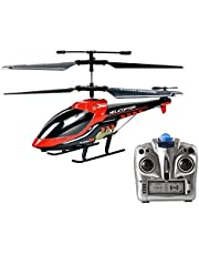 VATOS RC Helicopter Remote Control Helicopter Indoor 3.5 Channels Hobby Mini RC Flying Helicopter 2 Blades Replace Included RC Plane Toy Gift for Kids Crash Resistance Consistent Built-in Gyro