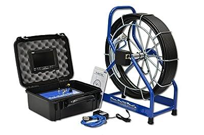 Pro-Built Tools Pipe Camera PB2000-150 150 Foot Color Sewer Camera, SD Card Recorder, Pro-Built Tools Elite Series