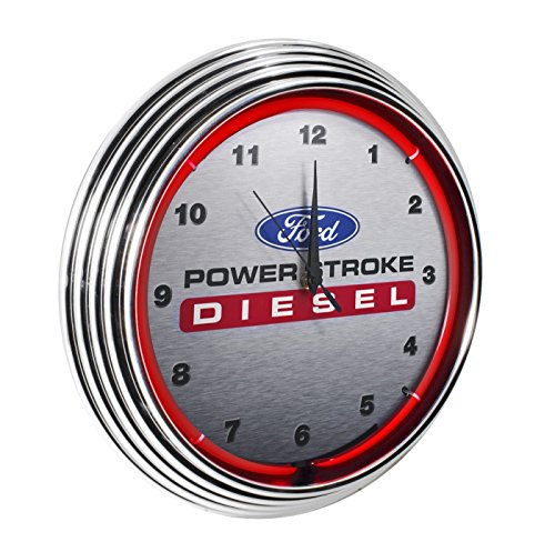 ford parts clock - 6